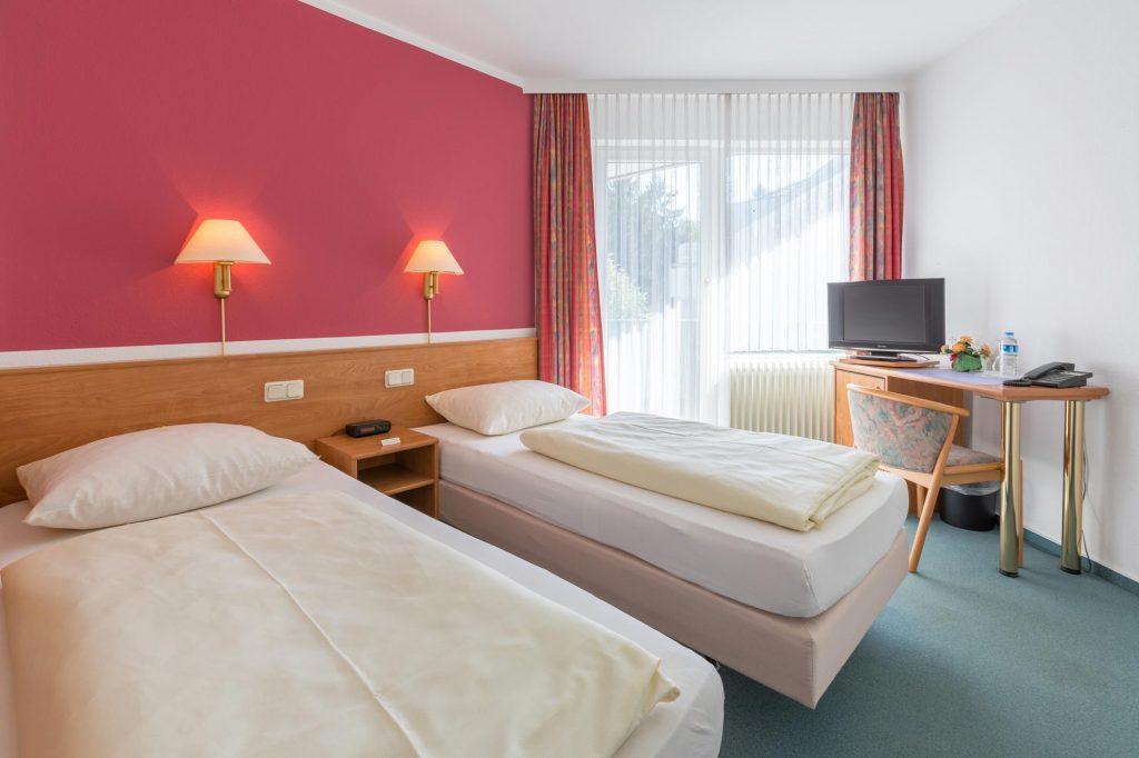 Aparthotel Berlin Zimmer