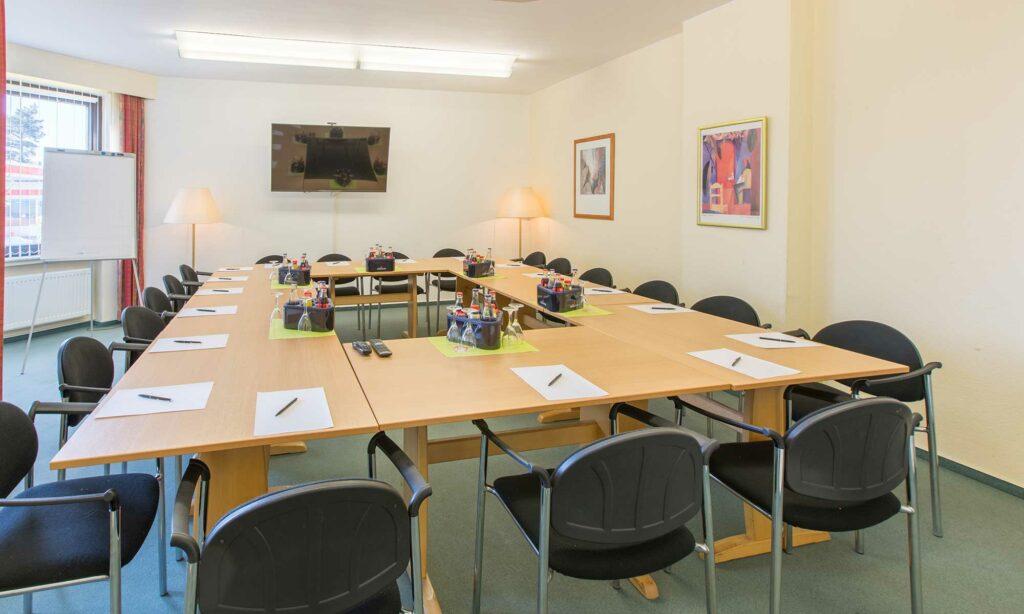 Raum für Seminare und Tagungen